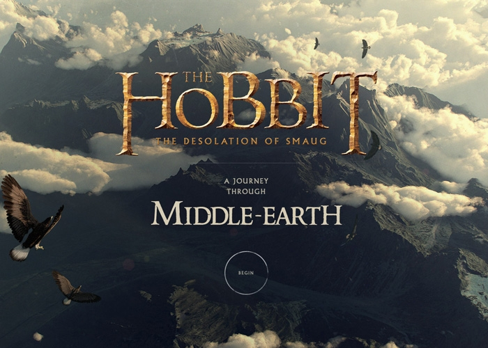 A Journey trought Middle earth